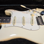 2014 NOS Limited Edition Fender USA Stratocaster Channel Bound Neck