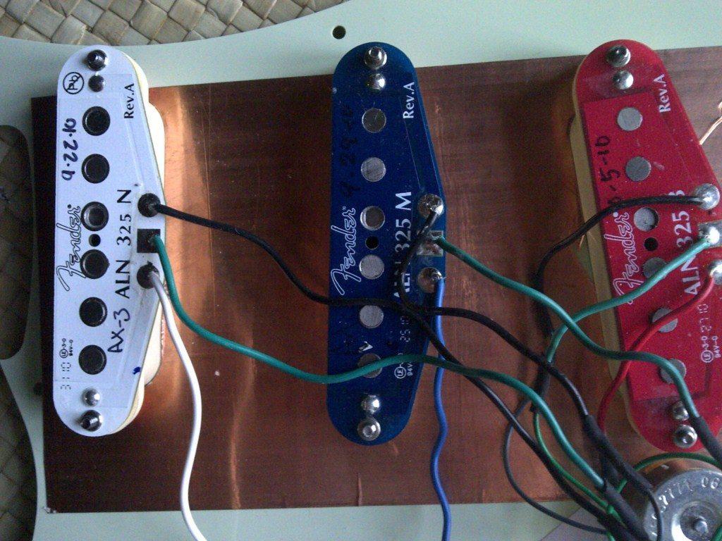 Fender Noiseless Pickup Types – Stratocaster Design